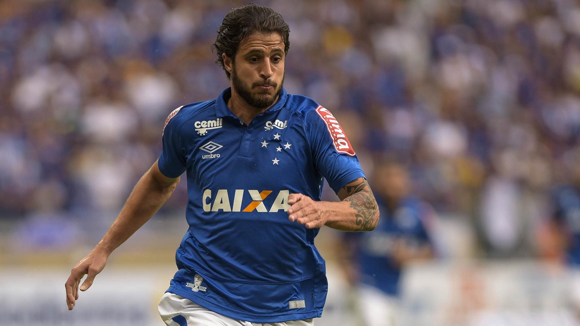 Hudson não seguirá no Cruzeiro em 2018