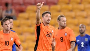 Brandon Borrello Brisbane Roar v Global FC AFC Champions League 31012017