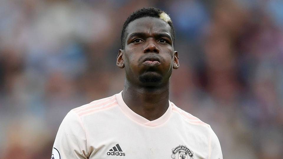 'Pogba has never asked to leave Man Utd' – Mourinho responds to Barcelona rumours
