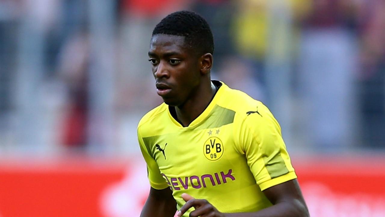 Transfer news Ousmane Dembele wel es Barcelona rumours amid