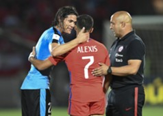 Edindon Cavani & Alexis Sanchez