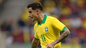 Coutinho Brazil Qatar Friendly 05062019
