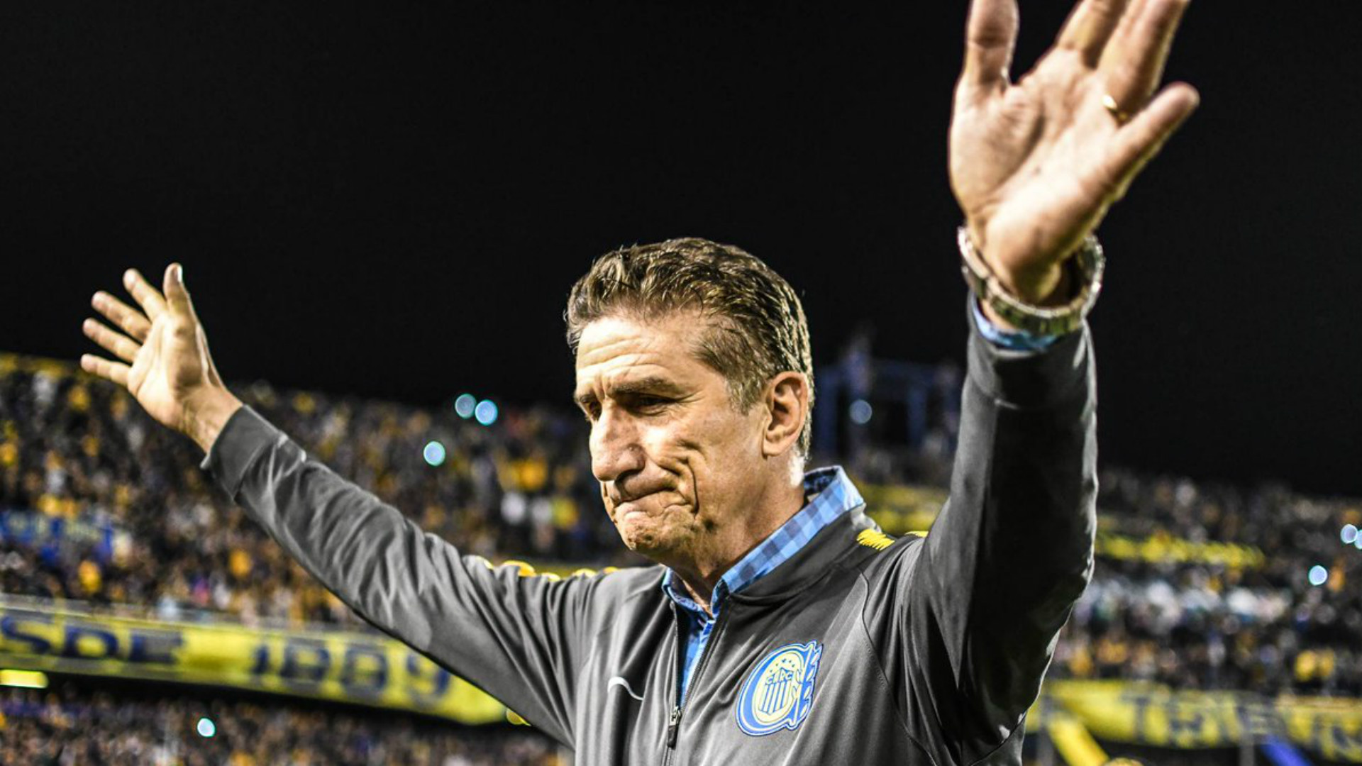 Edgardo Bauza Rosario Central Superliga 2018