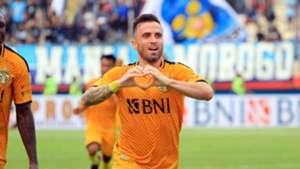 Selebrasi Paulo Sergio - Bhayangkara FC