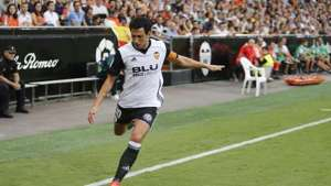Dani Parejo Valencia Athletic Club LaLiga 01102017