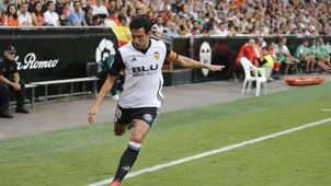 Dani Parejo Valencia Athletic Club LaLiga 01102017