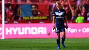 Keisuke Honda Melbourne Victory