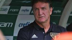 Cuca S?o Paulo Palmeiras Paulista semifinal 07042019