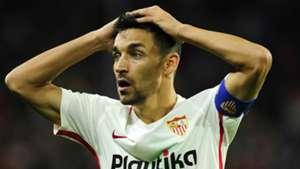 Jesus Navas Sevilla 2018-19