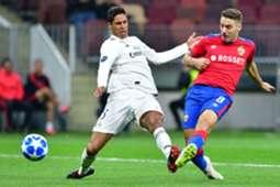 VARANE CSKA MOSCU REAL MADRID CHAMPIONS LEAGUE