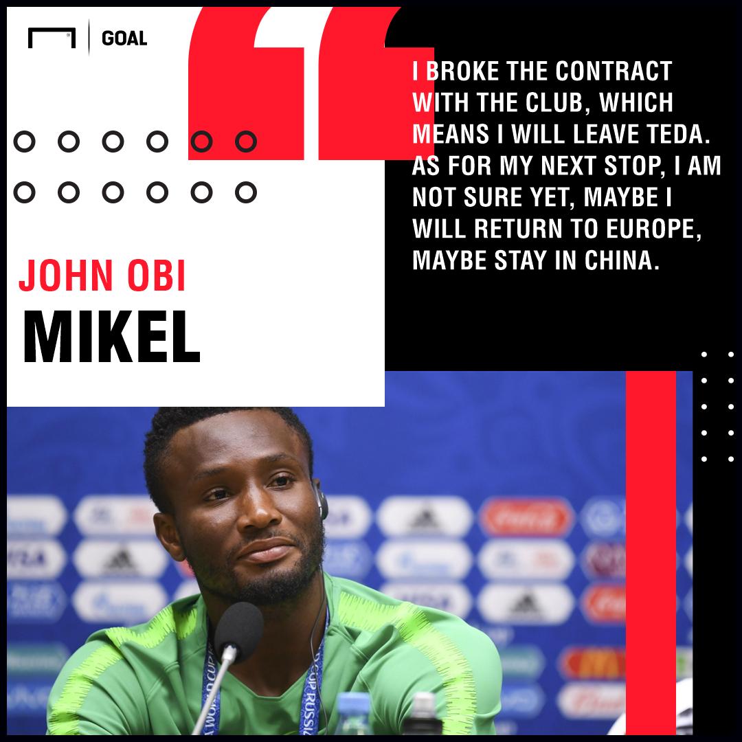 John Obi Mikel PS