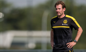 Jan Siewert Borussia Dortmund II Coach