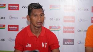 Valentino Telaubun - Persija Jakarta