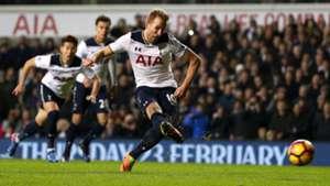 Harry Kane Premier League Tottenham v Middlesbrough