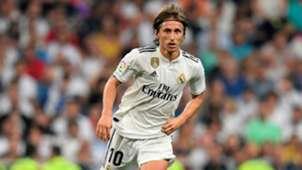 Luka Modric Real Madrid Leganes LaLiga 01092018