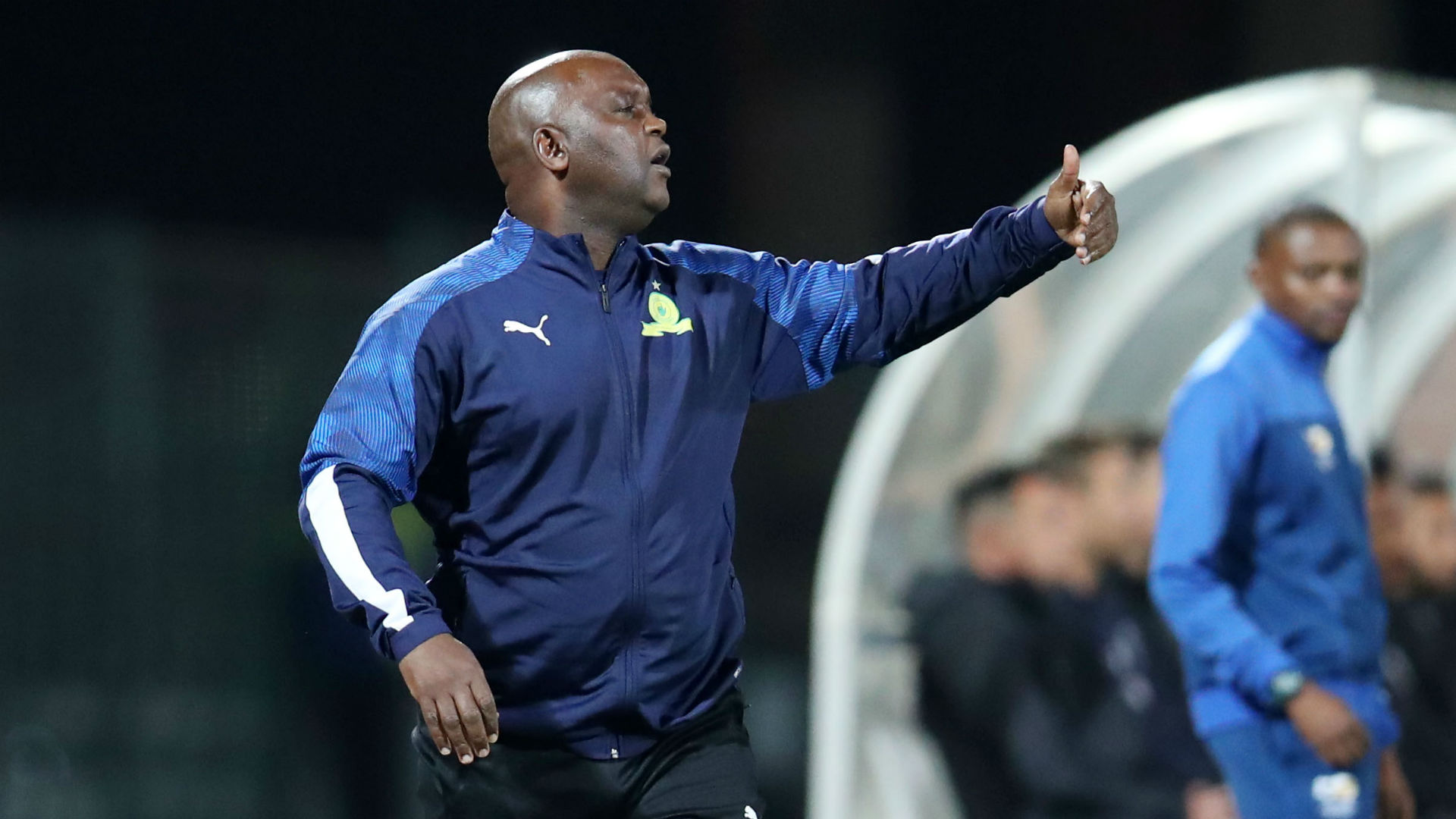 Mamelodi Sundowns Pitso Mosimane - August 2019