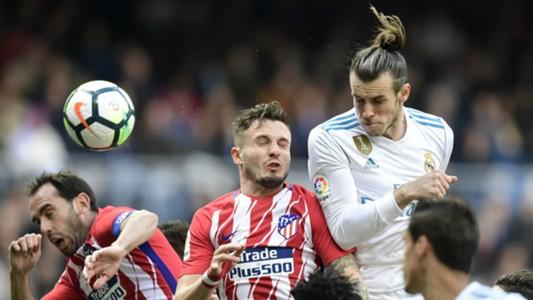 Gareth Bale Real Madrid Atletico Madrid