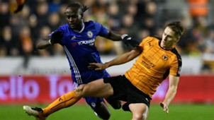 Wolves Chelsea FA Cup Victor Moses