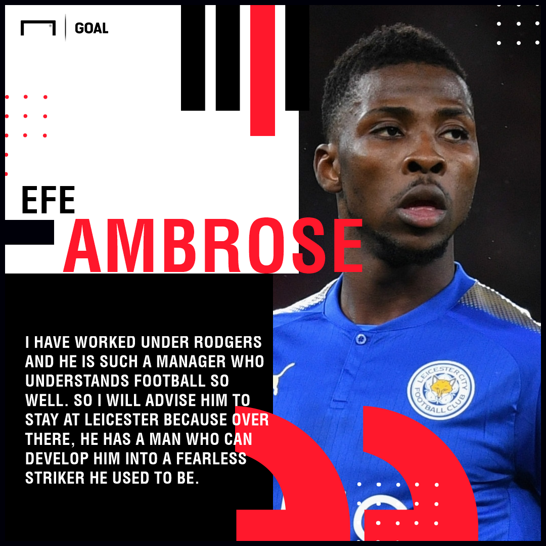Efe Ambrose PS