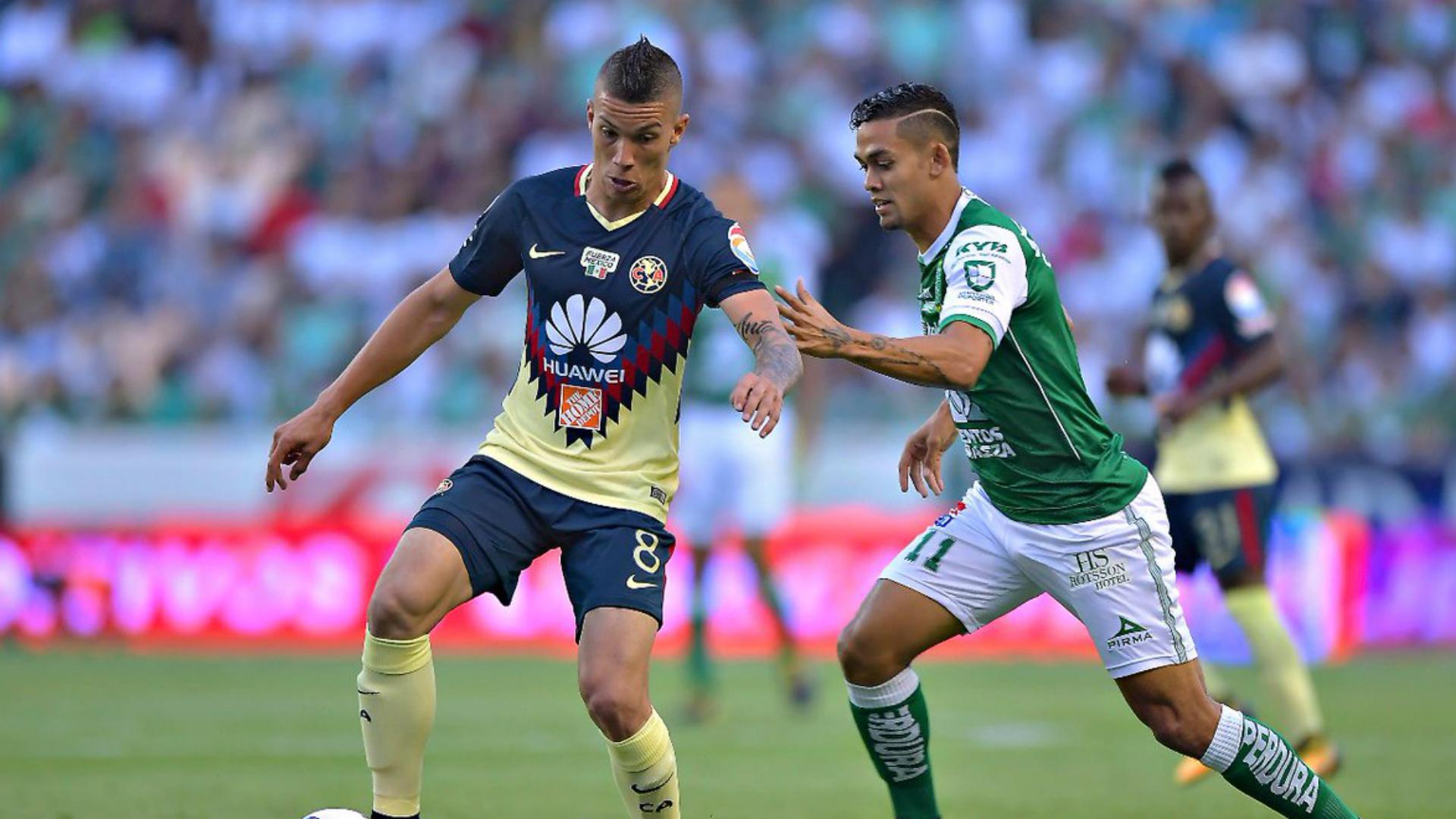 Mateus Uribe León América