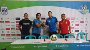 PSIS Semarang vs Bhayangkara FC
