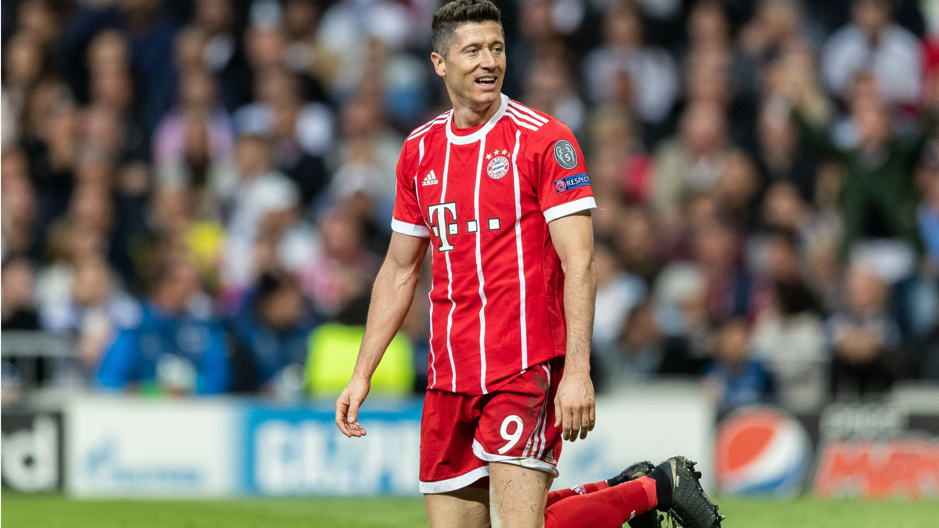 Lewandowski Real Madrid Bayern Champions League 05 05 2018