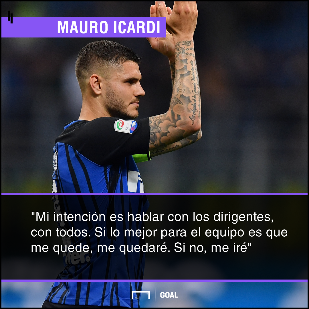 Mauro Icardi PS