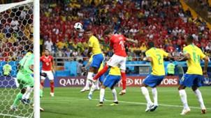 Zuber goal Brazil Switzerland World Cup 17062018
