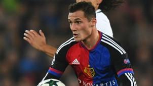 Taulant Xhaka Basel Champions League