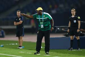 Ghana U-17 coach