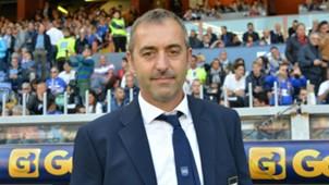 Marco Giampaolo, Sampdoria, Serie A, 15102017