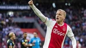 Donny van de Beek Ajax Eredivisie 10072018