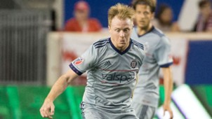 Dax McCarty Chicago Fire MLS 042917