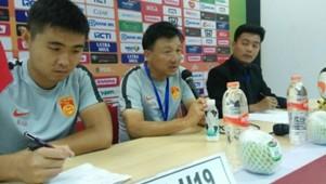 Yaodong Cheng - Tiongkok U19 / China U19