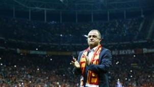 Galatasaray Fenerbahce Fatih Terim 021118