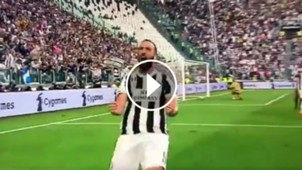VIDEO PLAY Gol Gonzalo Higuain Juventus Cagliari Serie A 19082017