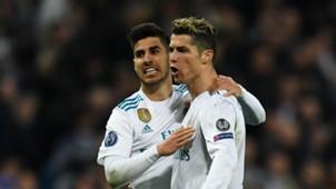 Marco Asensio Cristiano Ronaldo Real Madrid