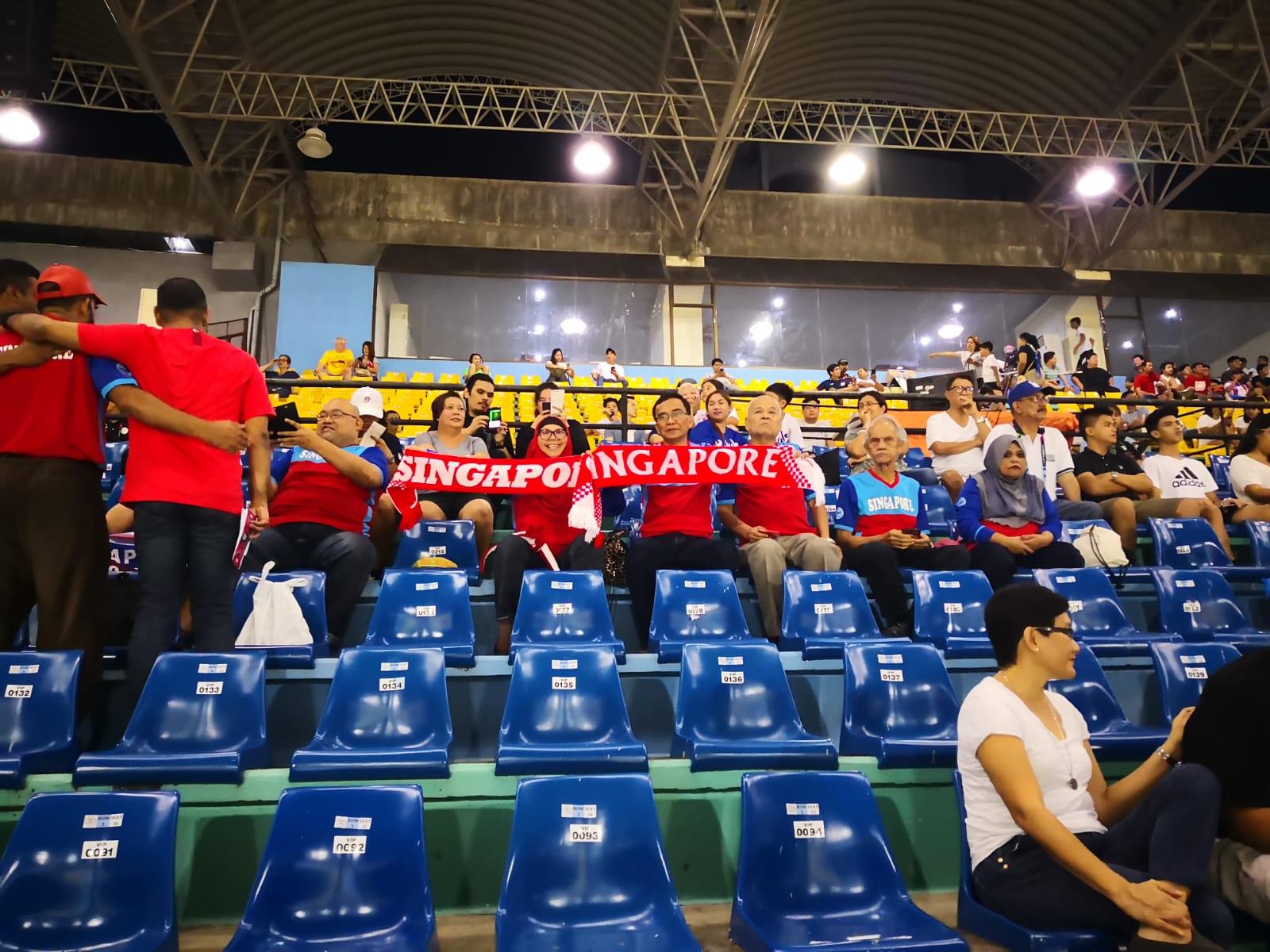 singapore die hard fans