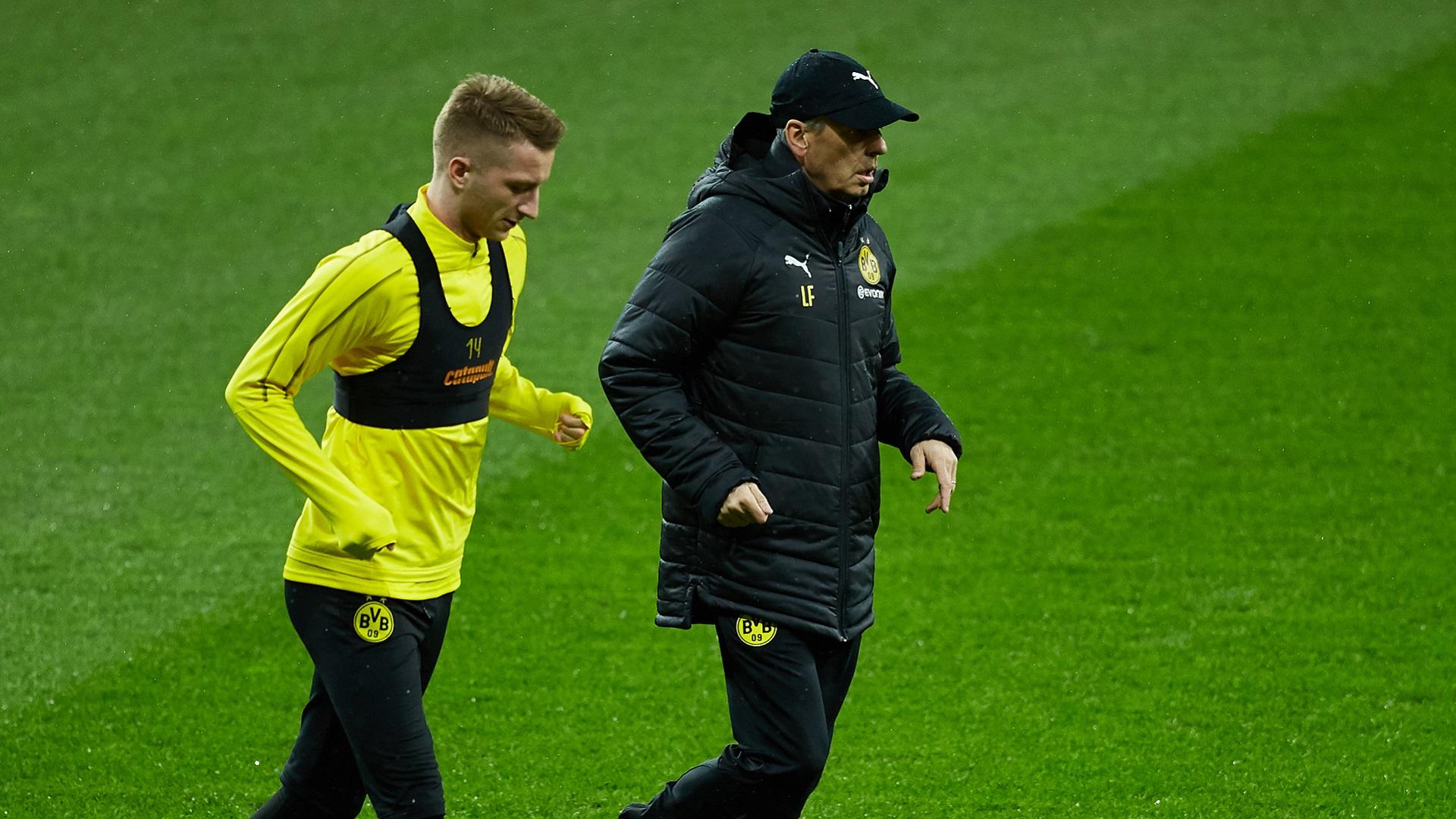 2019-02-09 Reus Favre Dortmund