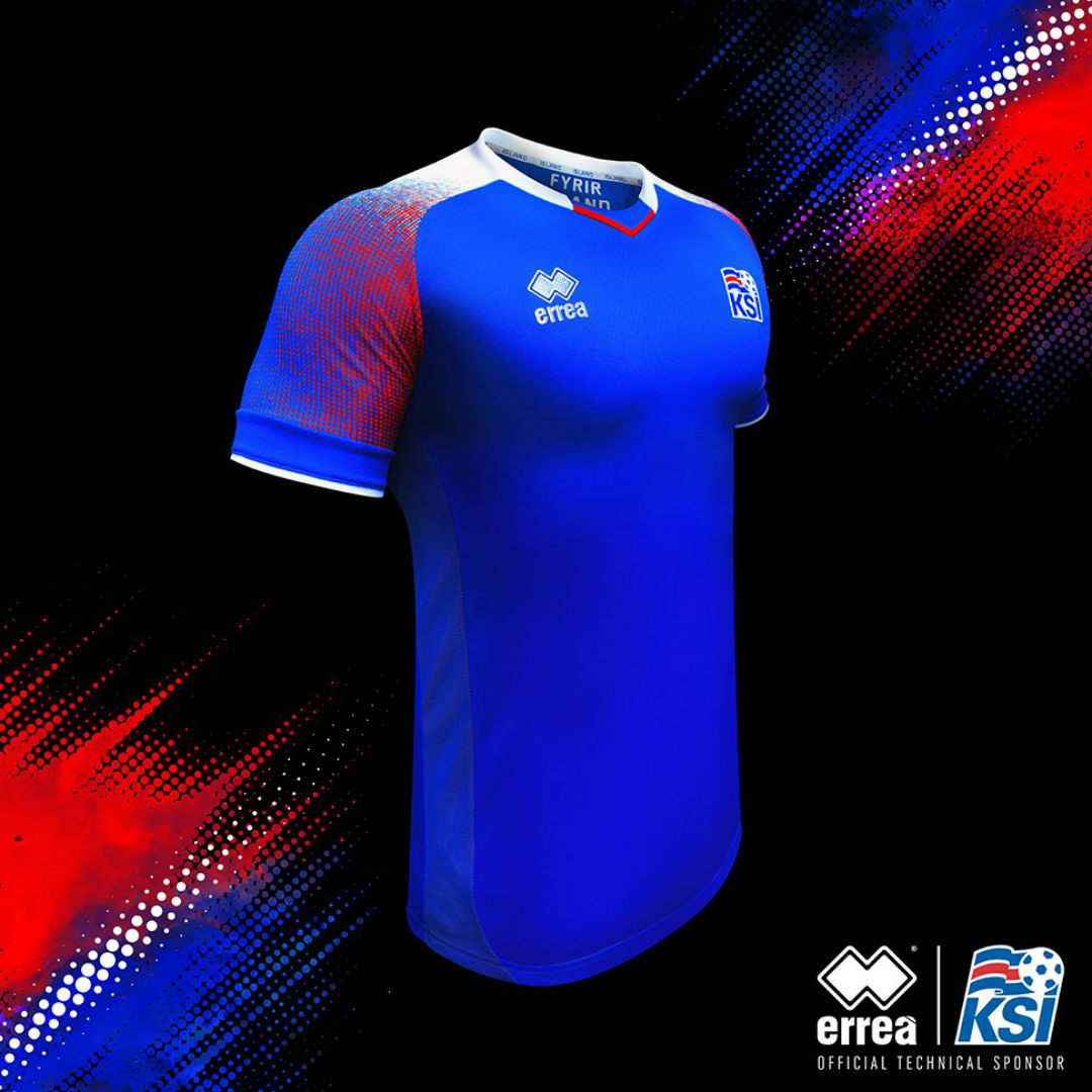 89ce7b28b6d Embed only Iceland World Cup 2018 kit
