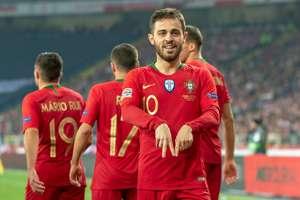 Bernardo Silva Poland Portugal