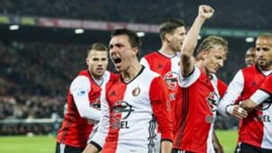 Steven Berghuis, Feyenoord - Go Ahead Eagles, 05042017