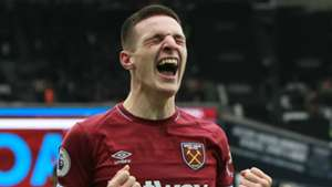 Declan Rice West Ham 2018-19