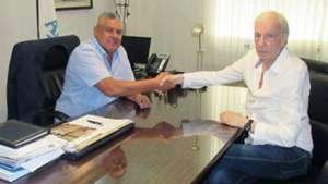 Claudio Tapia Cesar Menotti Seleccion Argentina 14012019