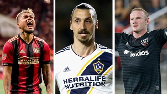 Zlatan, Rooney and the top 50 players in MLS | Goal com