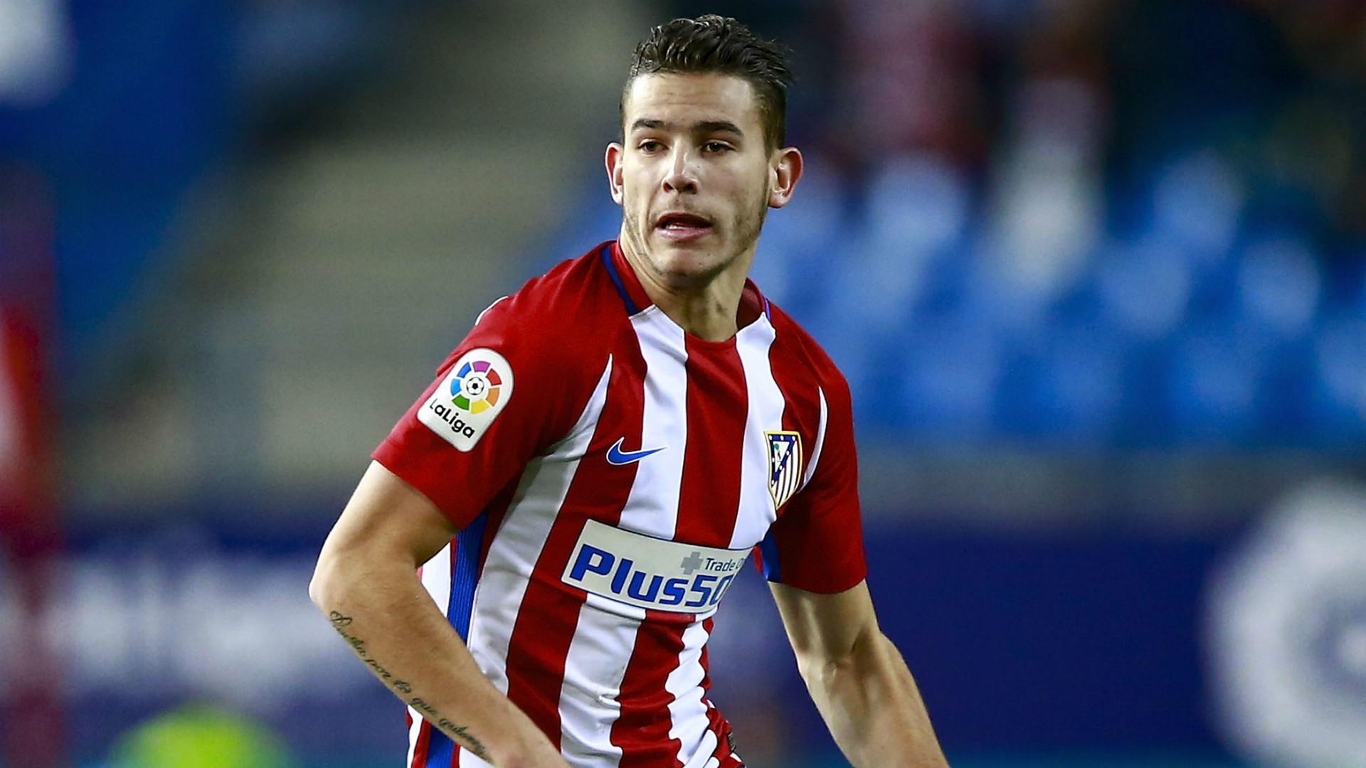 Camiseta Atlético de Madrid L. Hernández