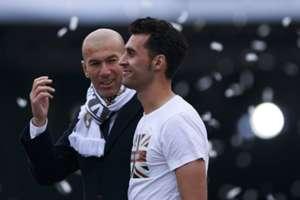 Arbeloa Zidane