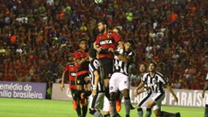 Brenner Marlos Sport Recife Botafogo Brasileirao Serie A 08112017