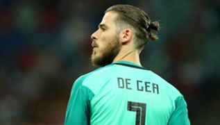 David de Gea Spain 2018 World Cup