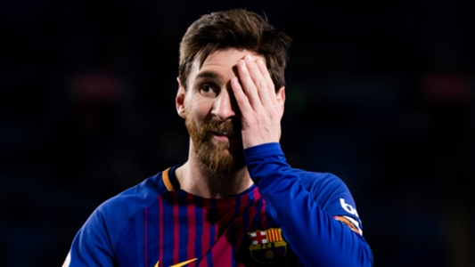 Rakitic: You don't see Messi in the gym much